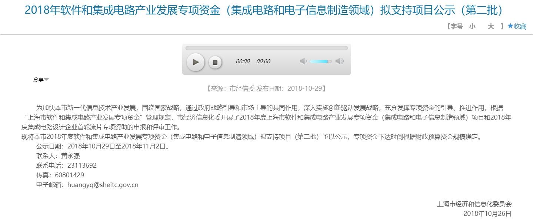 国外芯片技术交流-上海有多看重RISC-V? 这家物联网芯片公司第一个拿到政府红包risc-v单片机中文社区(1)