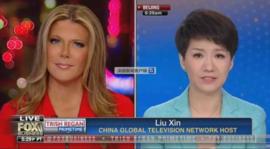 """中美主播""""跨洋对话"""":聚焦知识产权"""
