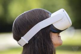 报告显示Facebook近五分之一的员工从事VR和AR工作