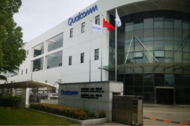 Qualcomm's packaging and test company in China's Wuxi helps its RF business boom