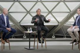 Arm英伟达CEO谈收购:为数据中心市场带来更多选择 保持独立并不意味着强大