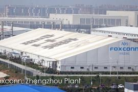 Apple supplier Foxconn says its iPhone assembly plants in Zhengzhou city  has not been affected by the worst flood in decades