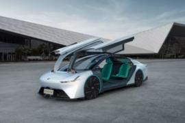 广汽集团:力争到2035年实现汽车产销500万辆,新能源车占比达50%