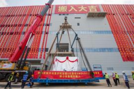 厦门天马G6柔性AMOLED项目核心设备搬入,预计明年产能释放