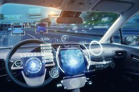 Chinese IC makers and car manufacturers are joining the automotive intelligent cockpit rush, creating new digital living space for Chinese drivers and passengers