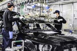 日经:丰田、日产等汽车制造商要求供应商提高库存水平