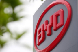 BYD announces to integrate the U.S.-based Levo's vehicle-to-grid technology with   5,000 BYD's battery electric vehicles