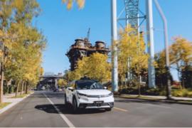 加速L4级量产落地,百度联合广汽发布前装量产无人车