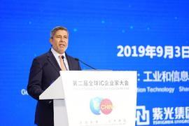 美光CEO:中国市场去年半导体销量已占全球三分之一