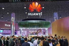 华为Q1营收同比降16.5% 网络业务持续稳定增长