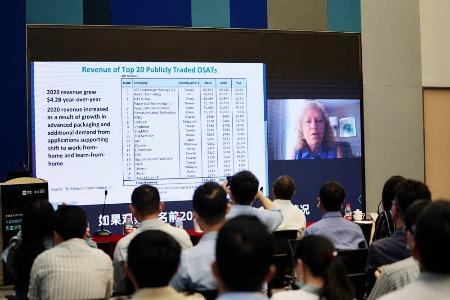 TechSearch解读OSAT与材料发展趋势:中国大陆三大封测厂2020年市场占比达21.9%