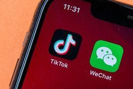 拜登撤销对TikTok和微信的禁令