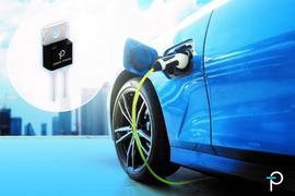 PI推出具有极低Qrr、适用于高效高开关速度设计的汽车级Qspeed硅二极管