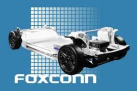 富士康将与日本电产合资生产电动汽车电机