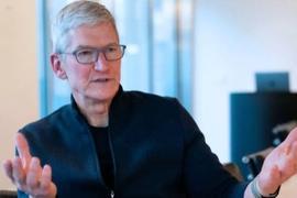 库克:半导体供应限制将影响iPhone、 iPad 整个行业都缺不太先进的芯片
