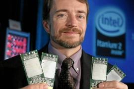 英特尔CEO :还有100多家公司等着我们代工芯片