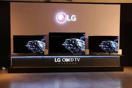 LG显示Q2同比扭亏为盈,持续加强OLED电视面板事业