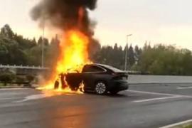 蔚来EC6碰撞起火致车主身亡 曾因电池模组存在安全隐患召回近5000辆ES8