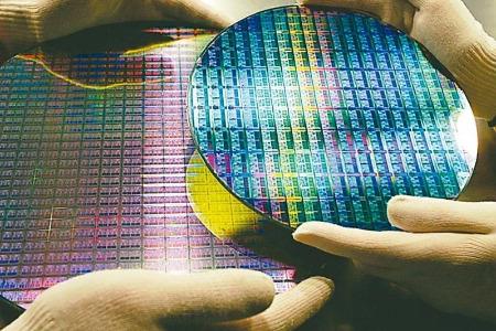 下半年成熟制程晶圆代工价飙MCU触控IC更抢手