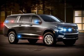 通用汽车获美国政府3640万美元订单 定制生产10辆重型SUV