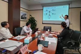 DPU芯片公司芯启源CEO卢笙与临港新片区相关负责人座谈,涉及智能网卡项目