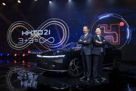 鸿海首发三款自研电动汽车 预计售价将不到百万元新台币