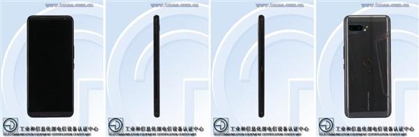 ROG游戏手机2配置揭晓:最高12G+
