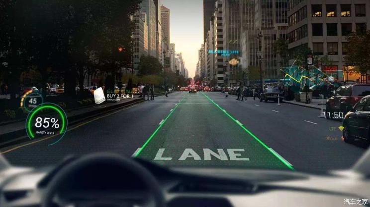 提升汽车导航能力 苹果开发AR导航技术