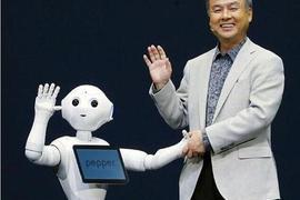 """软银Pepper机器人""""断电"""",孙正义的机器人雄心""""短路"""""""