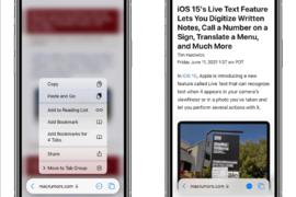 前谷歌员工曝Chrome曾放弃了跟iOS 15 Safari中一个相似的新设计