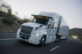 自动驾驶卡车公司TuSimple宣布与Ryder达成基础设施合作