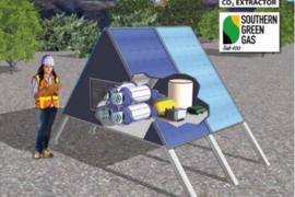 一家气候初创公司利用澳大利亚丰富的阳光展开可扩展碳捕获技术
