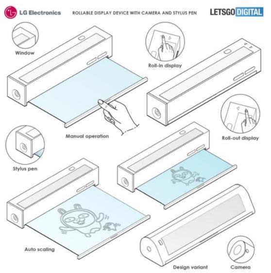 《外媒:LG 首款折叠手机或采用京东方面板》