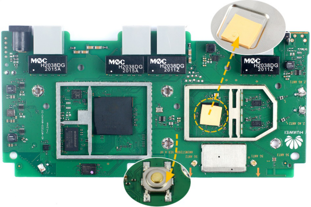 《【老伙计拆评】华为AX3 Pro拆解:平价Wi-Fi 6路由器内部做工如何?》