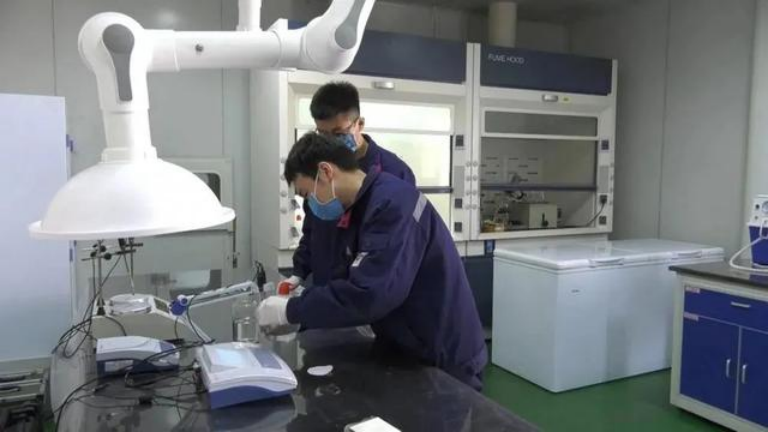《2022年建成投产,兴洋科技年产1200吨芯片电子级高新硅基材料项目立项》